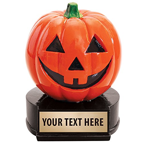 (Crown Awards Halloween Pumpkin Sculpture)