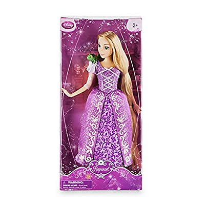 Disney Rapunzel Classic Doll with Pascal Figure - 12 Inch: Toys & Games