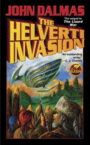 book cover of The Helverti Invasion