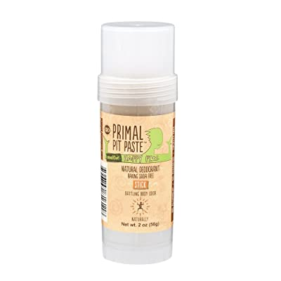 Primal Pit Paste All Natural Coriander Sage Deodorant
