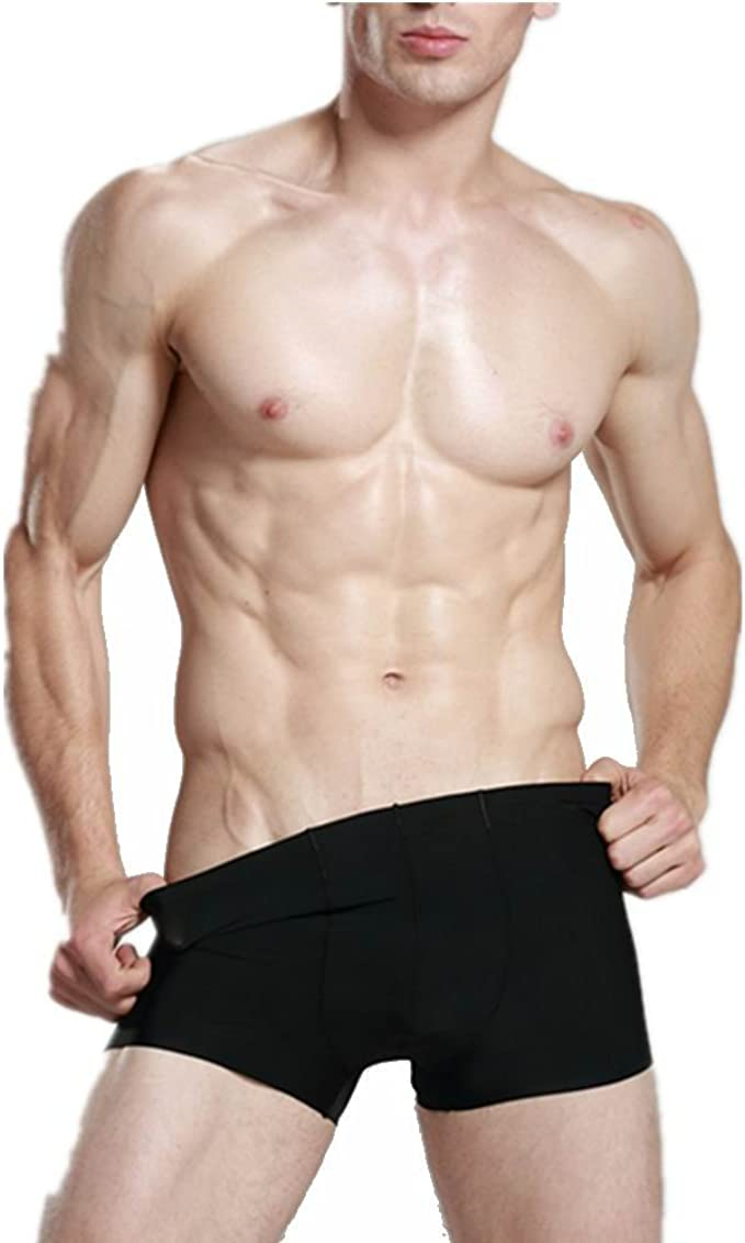 Amazon.com: Sexy hombre BOXERS Super Suave y transpirable ...