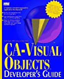 img - for Ca-Visual Objects: Developer's Guide book / textbook / text book