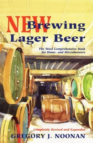 New Brewing Lager Beer: The Most Comprehensive Book for Home-and Microbrewers Paperback January 26, - Lager Brewing Beer New