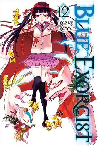 blue exorcist vol 12 kazue kato 9781421575360 amazon com books