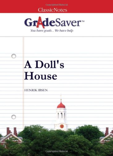 A Dolls House Study Guide