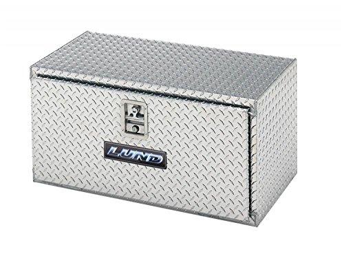 Lund 8236T 36-Inch Aluminum Underbody Truck Tool Box, Dia...