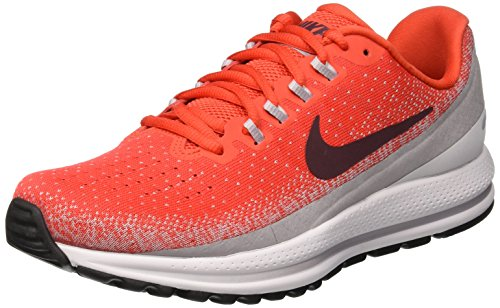 Nike Men's Air Zoom Vomero 13 Running Shoes Black (Habanero Red/Deep Burgundy 601) 4R3uG5