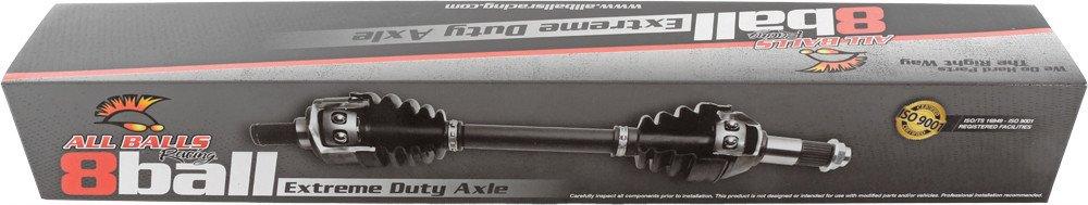 Can Am 8 Ball Extreme Duty Rear Axle Outlander 500 LTD 4x4 2010 ATV Part# 531-1219
