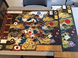 Stonemaier Games Scythe Board Extensions Game, Accessory