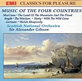 Music of the Four Countries: The Land of the Mountain and the Flood / The Wreckers / With the Wild Geese / Welsh Rhapsody