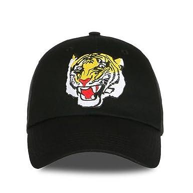 LCX Gorras de béisbol Tiger Snapback Drake KPOP Gorras Planas ...