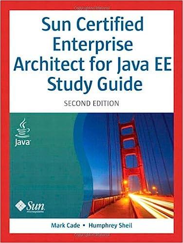 Sun Certified Enterprise Architect For Java Ee Study Guide Cade Mark Sheil Humphrey 9780131482036 Amazon Com Books
