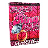 He Put A Ring On It Large Gift Bag ---(Package Of 2)
