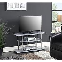 Designs2Go 3-Tier Wide TV Stand