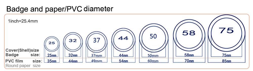 Pinzas para máquina de hacer botones, perforadora, marco de ...