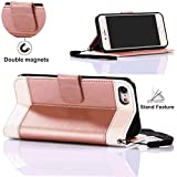 Samsung Galaxy S9 Flip Case, Cover for Leather Card Holders Extra-Protective Business Kickstand mobile phone Cover Flip Cover