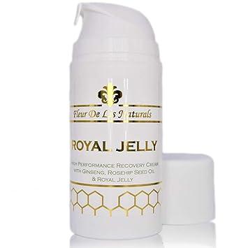 Royal jelly face cream