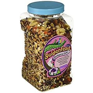 Goldenfeast Madagascar Delite 64Oz Bird Food 48