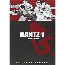 GANTZ T.01