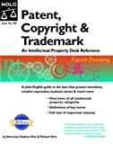 Patent, Copyright and Trademark, Stephen Elias and Richard Stim, 1413300553