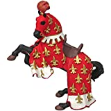 Papo - 39257 - Figurine - Cheval Du Prince Philippe - Rouge