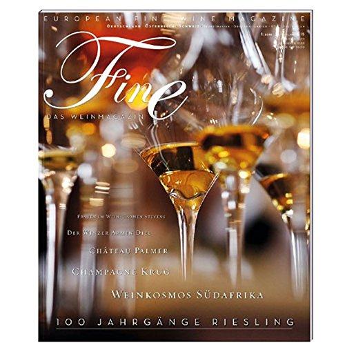Fine Das Weinmagazin 01/2010. Ausgabe 8