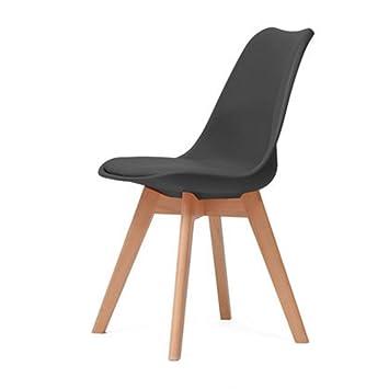 Folding chair Silla Plegable Silla de Escritorio de Madera ...