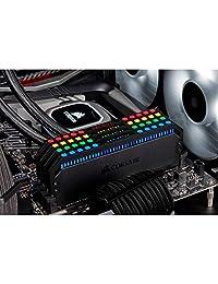 Corsair Dominator Platinum RGB 32 GB (2 x 16 GB) DDR4 3466 (PC4-27700) C16 1,35 V   Negro
