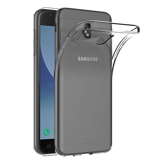 3 opinioni per Cover Samsung Galaxy J3 2017, AICEK Cover Samsung J3 2017 Silicone Case Molle Di