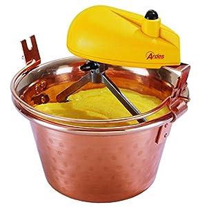 Ardes AR2440 Paiolo In Rame Per Polenta e Marmellata Porzioni Per 2/4 Persone Diametro 24 cm 13 spesavip