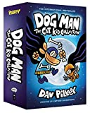Book cover from Dog Man: The Cat Kid Collection: From the Creator of Captain Underpants (Dog Man #4-6 Boxed Set) by Dav Pilkey