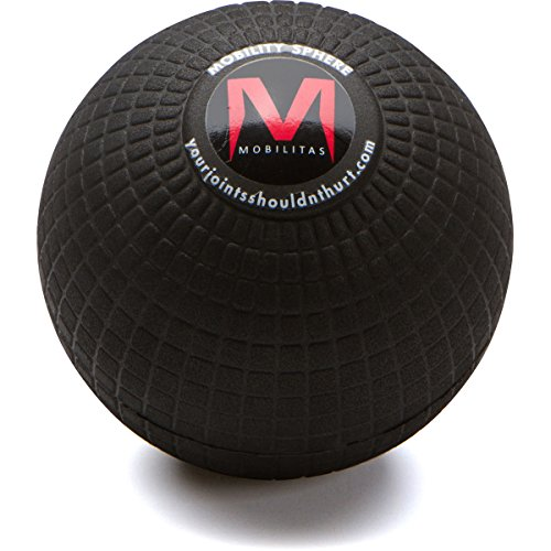 Mobilitas Mobility Sphere – 5 inch Mobility Ball & Deep Tissue Massage Ball. Very Firm Massage Ball for Mobility Training Made of Eco Friendly High Density EVA Foam. Light and Durable – DiZiSports Store