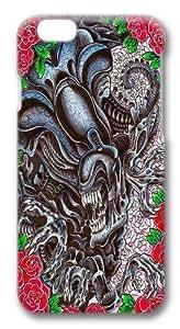 Alien Queen Custom iphone 6 plus 5.5 inch Case Cover Polycarbonate 3D