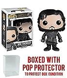 Funko POP TV: Game of Thrones - Jon Snow Training Ground Figure Bundled with Protector