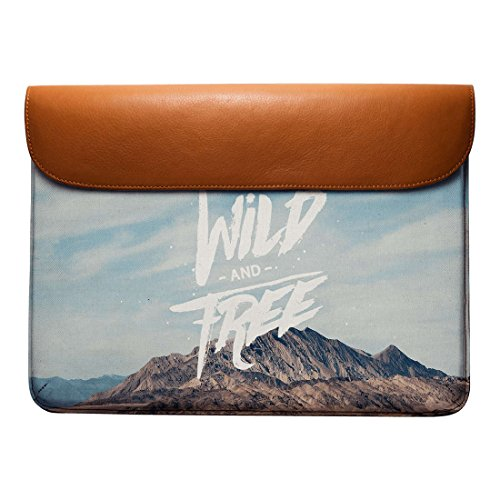 Pro Leather Air Free Sleeve Envelope Real Wild MacBook DailyObjects 13 For tCwgqz7W