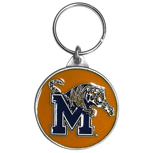 Siskiyou NCAA Memphis Tigers Carved Metal Key