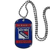 Siskiyou Sports HTN10 NHL  Neck Tag Necklace