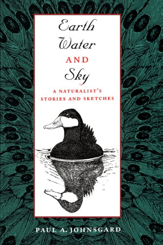 Earth, Water, and Sky: A Naturalist's Stories and Sketches (Corrie Herring Hooks Series)
