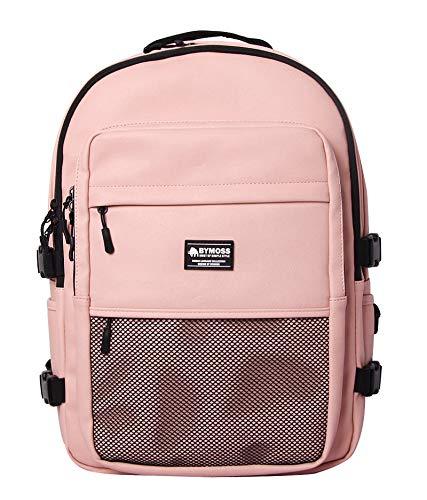 dbb0a729f001 Amazon.co.jp: [バイモス]BYMOSS マキシマム リュック 9シリーズ(Maximum Backpack 9Series) (ピンク)  [並行輸入品]: シューズ&バッグ