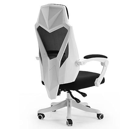 Hbada Ergonomic High Back Computer Chair With Self Adaptive Armrest, Mesh  Back U0026