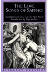 The Love Songs of Sappho (Literary Classics) Kindle Edition