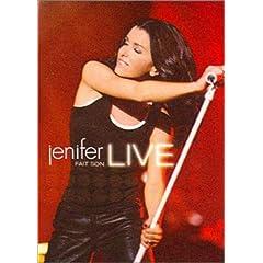 Jenifer fait son live - DVD