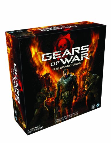Gears Of War (Gears Of War Board Game Mission Pack)
