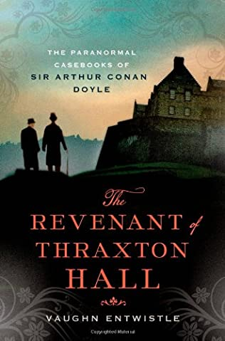 book cover of The Revenant of Thraxton Hall