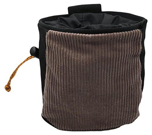 ElliotST Chalkbag Lemy oval Cord, mit Tasche für Schlüssel/Geld