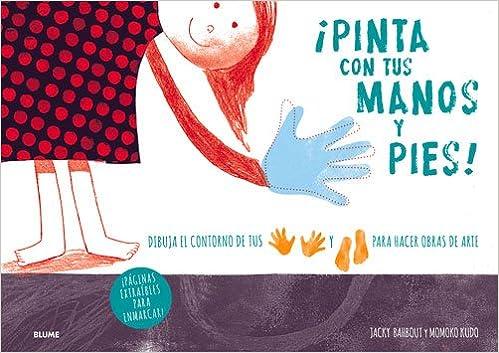 Book Pinta Con Tus Manos y Pies!