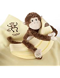 Monkey Magoo and Blankie Too Gift Set (0-24 Months)