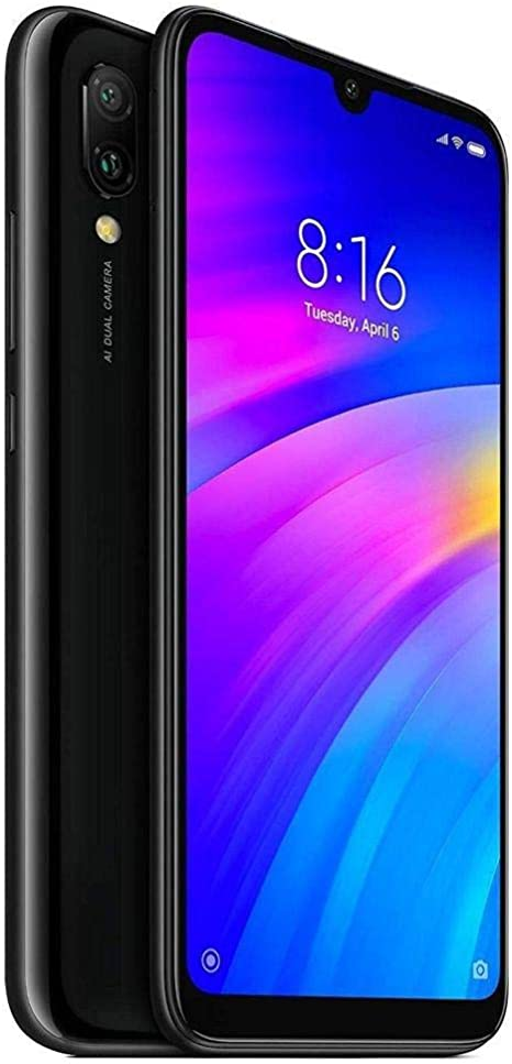Xiaomi Redmi 7 Eclipse Black 6,26