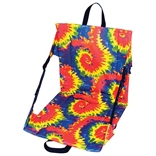 Crazy Creek Original Chair - The Original Lightweight Padded Folding Chair - Tie Dye