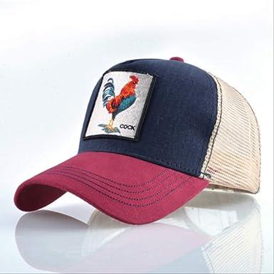 Gorra de béisbol Bordada LHYLE Hombres Mujeres Gorras Snapback ...